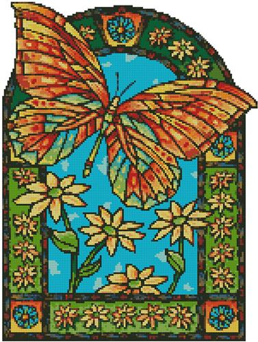 click here to view larger image of Butterfly Window (chart)