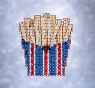click here to view larger image of French Fries (2021) (None Selected)