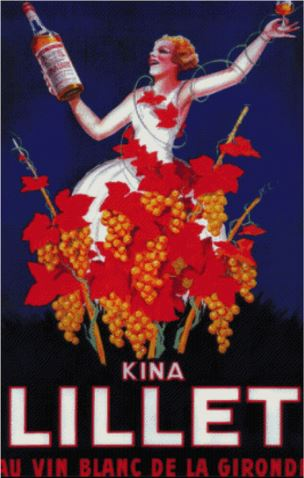 click here to view larger image of Kina Lillet (chart)