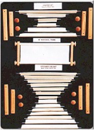 click here to view larger image of EZ Stitchers Delight Frame Set NO Basting System (accessory)