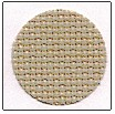 click here to view larger image of Aida 14 Count Pebble Gray/Beige 37x26 (Zweigart Aida 14ct)