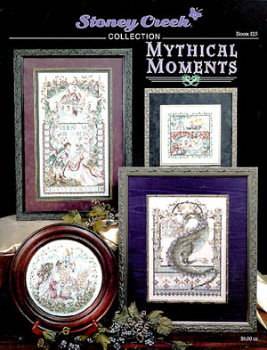 click here to view larger image of Mythical Moments (book)