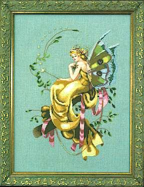 click here to view larger image of Woodland Fairie (chart)