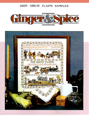 click here to view larger image of Great Plains Sampler (chart)
