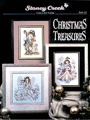 click here to view larger image of Christmas Treasures (book)