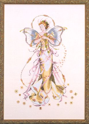 click here to view larger image of June's Pearl Fairy (chart)