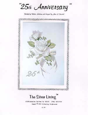 click here to view larger image of 25th Anniversary (White Rose) (chart)
