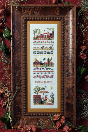 click here to view larger image of Desert Garden Sampler (chart)