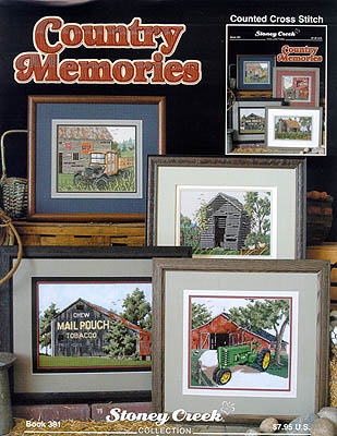 click here to view larger image of Country Memories (chart)