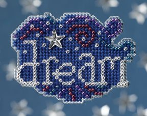click here to view larger image of Dream (2008) (counted cross stitch kit)