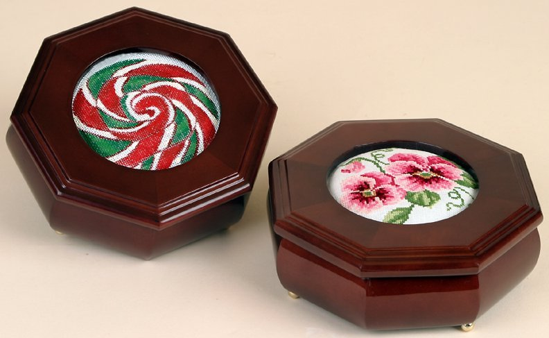 click here to view larger image of Sudberry House - Octagon Box (accessory)