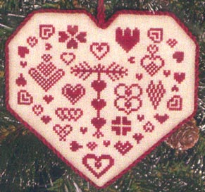 click here to view larger image of All Hearts Come Home For Christmas (chart)
