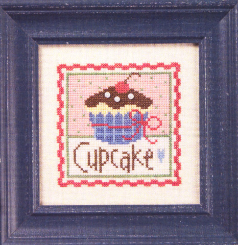 click here to view larger image of Cupcake  Sweet Tooth - Boxer Kit (chart)