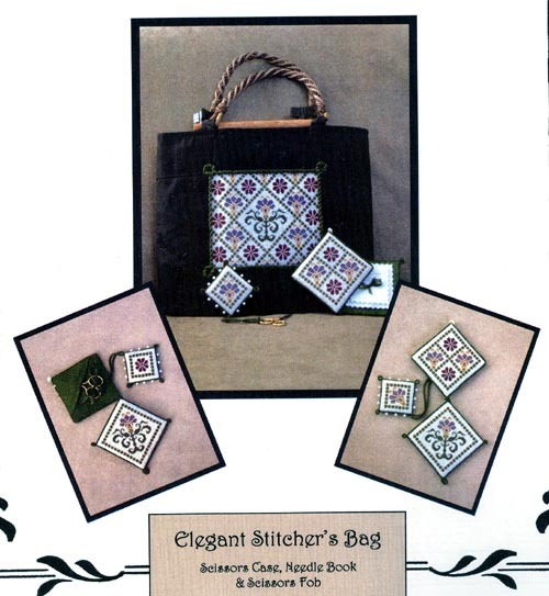 click here to view larger image of Elegant Stitcher's Bag (chart)