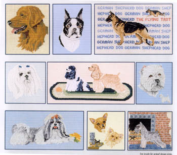 click here to view larger image of Popular Dogs II (chart)