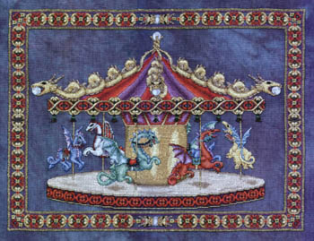 click here to view larger image of Dragon Carousel (chart)