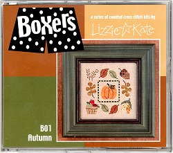 click here to view larger image of Autumn - Boxer Kit (chart)
