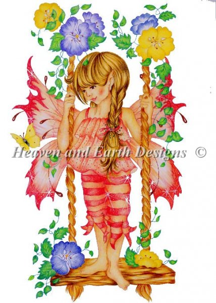 click here to view larger image of Summer Peach Fairie (chart)