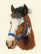 click here to view larger image of Troy (counted cross stitch kit)
