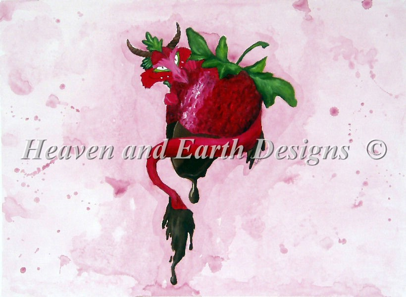 click here to view larger image of Sugar Wyrm Strawberry (chart)