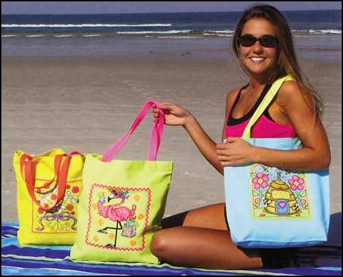 click here to view larger image of Bright Ideas Shoulder Bag (accessory)