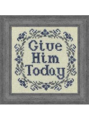 click here to view larger image of Give Him Today (chart)