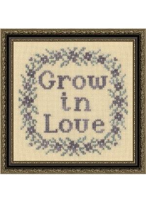click here to view larger image of Grow In Love (chart)