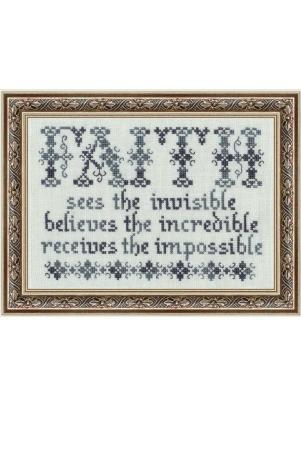 click here to view larger image of Faith (chart)