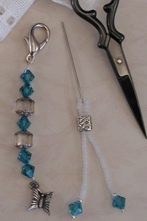 click here to view larger image of Mini Fob Set - Teal Ice (accessory)
