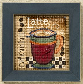 click here to view larger image of Latte (button-bead kit)