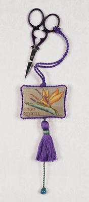 click here to view larger image of Bird of Paradise Fob Kit (includes scissors) (accessory)