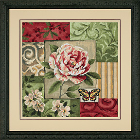 click here to view larger image of Classic Impressions  (needlepoint kits)