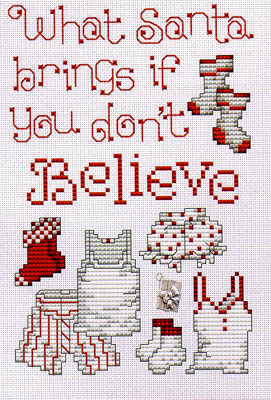 click here to view larger image of Believe (w/charm) (chart)