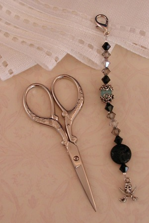 click here to view larger image of Full Length Fob - My Scissors (accessory)