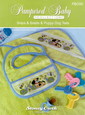 click here to view larger image of Snips & Snails & Puppy Dog Tails (chart)