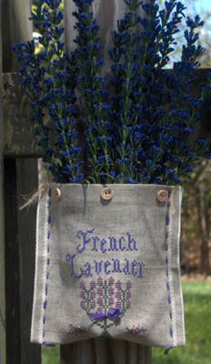 click here to view larger image of French Lavender Pocket (chart)
