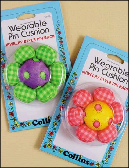 click here to view larger image of Wearable Pincushion (accessory)