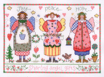 click here to view larger image of Angel Gifts (chart)