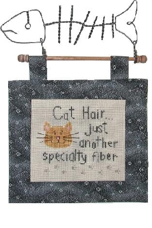 click here to view larger image of Cat Hair (chart)