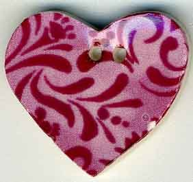 click here to view larger image of Rose Hearts Desire (buttons)