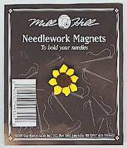 click here to view larger image of Sunflower  (magnet)