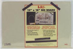"""click here to view larger image of LoRan Magnetic Board 12"""" x 18"""" (accessory)"""