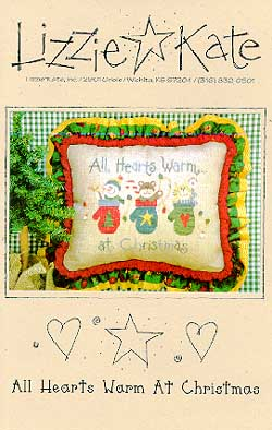 click here to view larger image of All Hearts Warm At Christmas (chart)