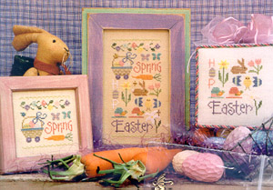 click here to view larger image of Easter Sampler (chart)