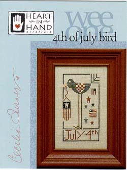 click here to view larger image of 4th of July Bird (chart)