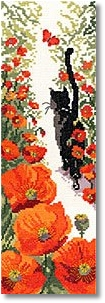click here to view larger image of Follow Me 3 (counted cross stitch kit)