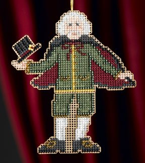 click here to view larger image of Drosselmayer (2008) (counted cross stitch kit)
