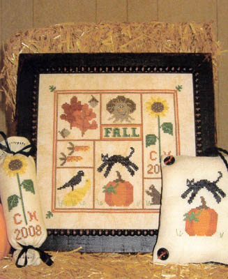 click here to view larger image of Fall Sampler (chart)