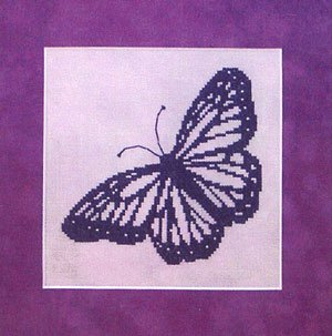 click here to view larger image of Butterfly Silhouette (chart)