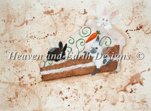 click here to view larger image of Carrot Cake (chart)